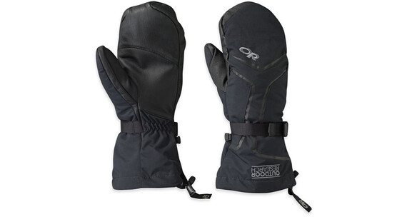 Outdoor Research M's Highcamp Mitts Black